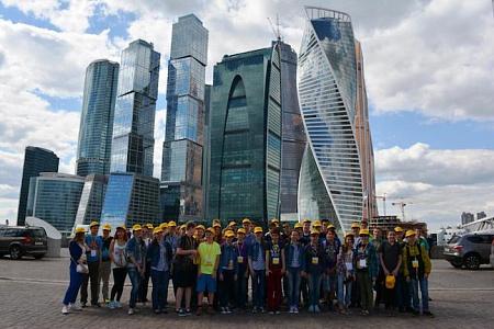 Мы и Москва-Сити