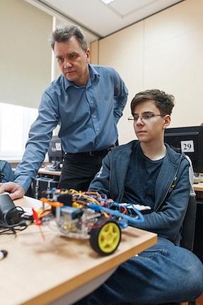 Робототехника на Arduino